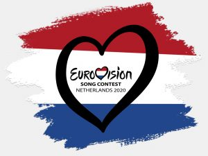 Netherlands' 2020 Eurovision Song Contest Logo