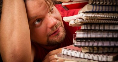 Finland's Comedy Star Ismo Leikola