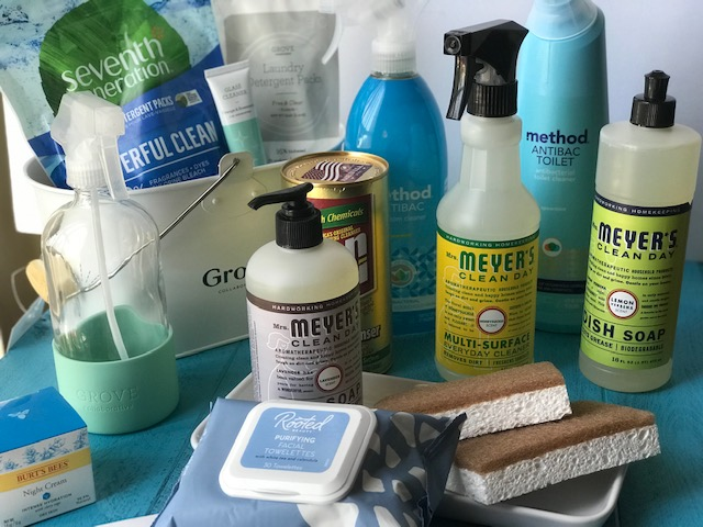 Grove Collaborative order including free incentives for new customers