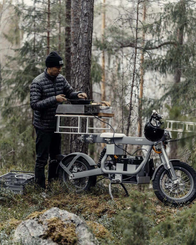 E-Bikes can Provide Power for Utilities