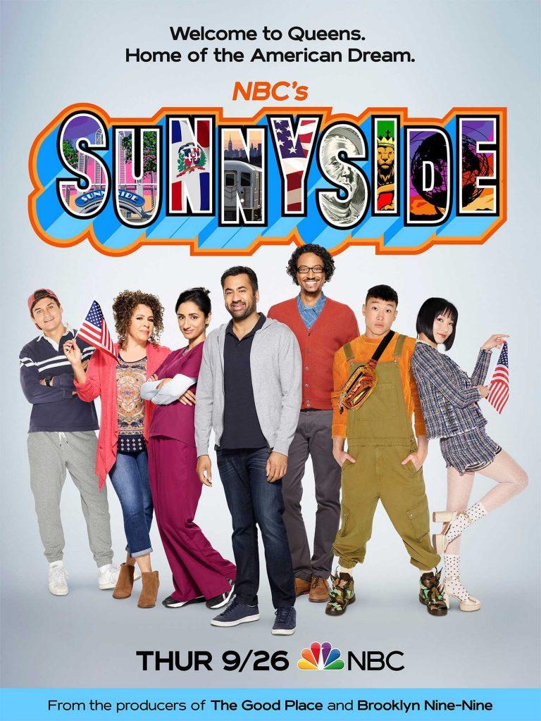 Kal Penn's Comedy Series Sunnyside