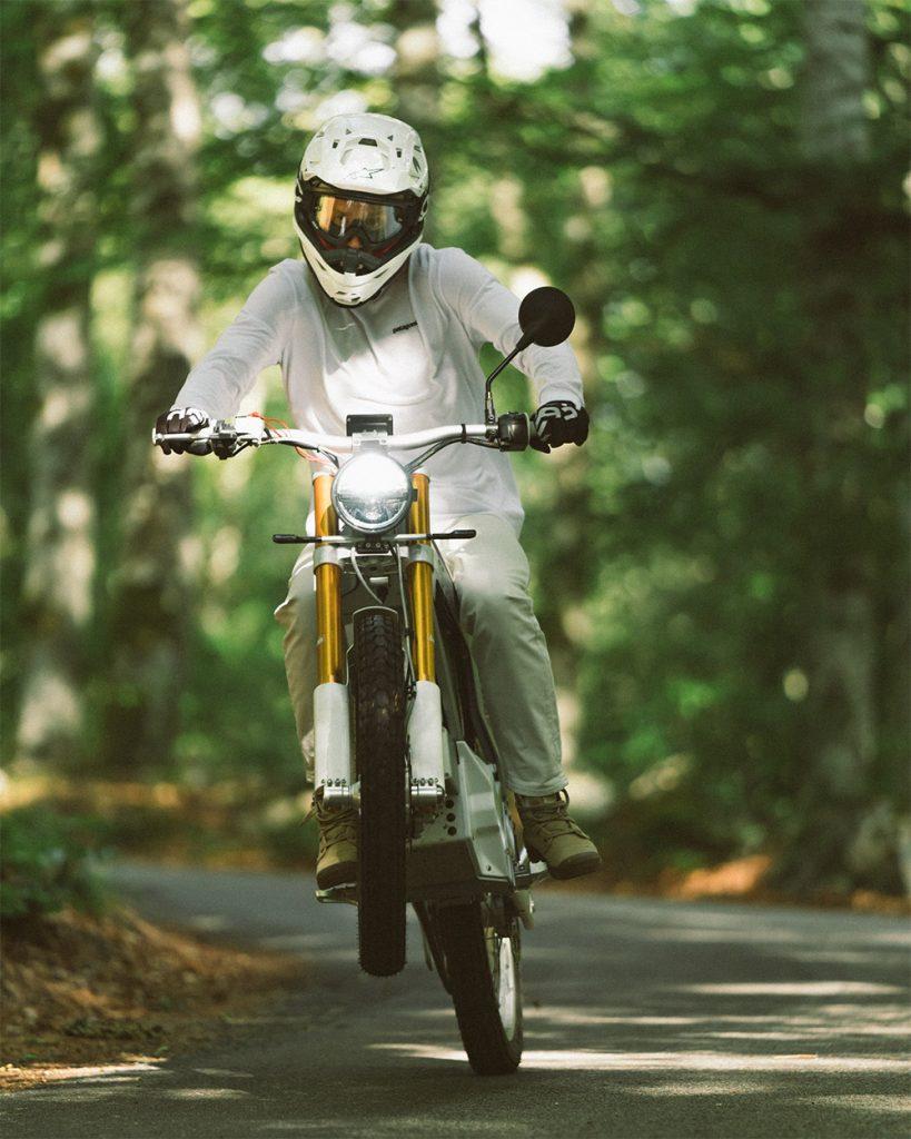 Kalk Street-Legal E-Bike