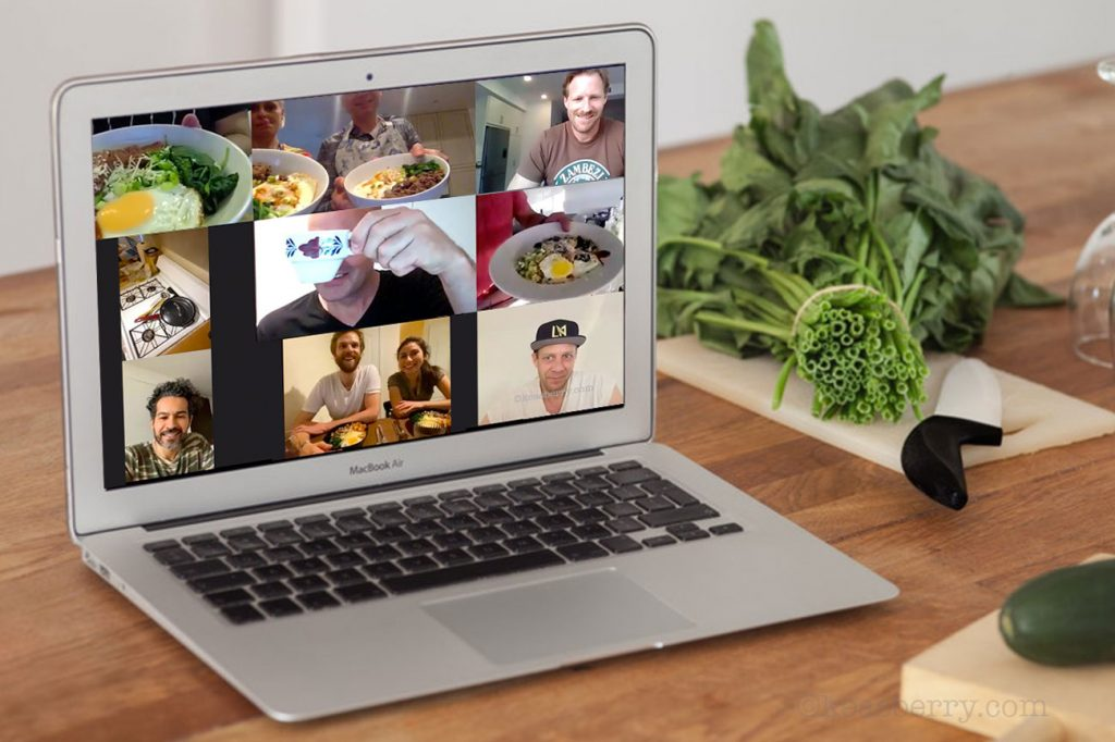 Online Cooking Class Indo Dutch