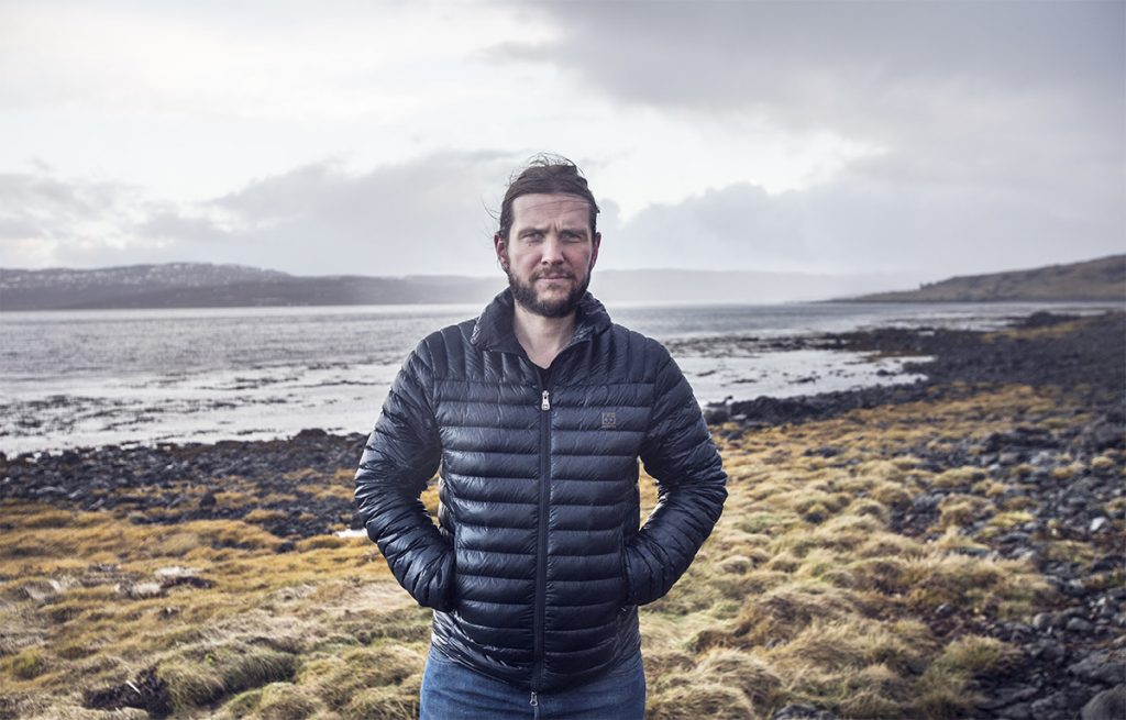 Saltverk Founder Bjoern Jonsson