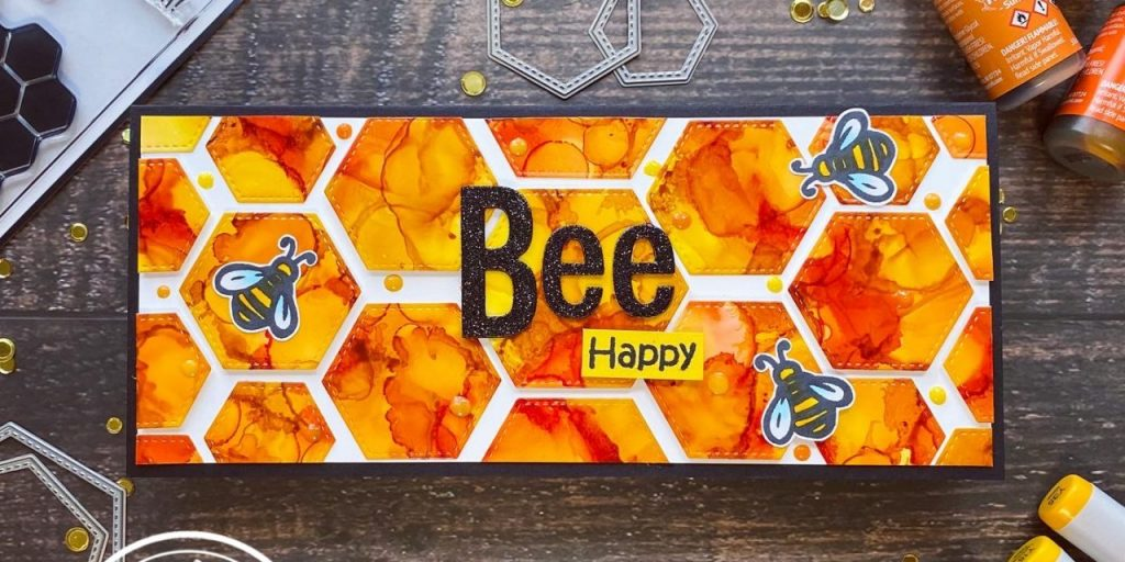 Hedgehog Hollow Bee Theme Cards