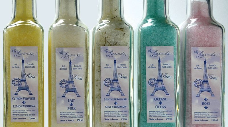 French Soaps La Lavande