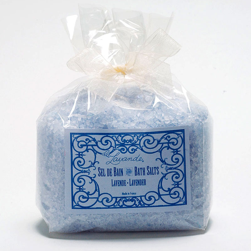bath salt bag La Lavande